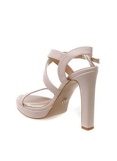Divarese Sandalet Bej